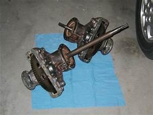 How To Rebuild Cub Final Drives  U0026 Brakes