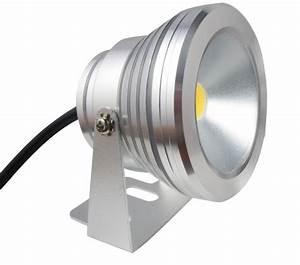 Led Spot 12v : 10w led spot light outdoor warm wit 12 volt abc ~ Watch28wear.com Haus und Dekorationen