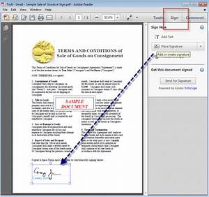 signed sealed delivered digital signatures vs With digital signatures for pdf documents