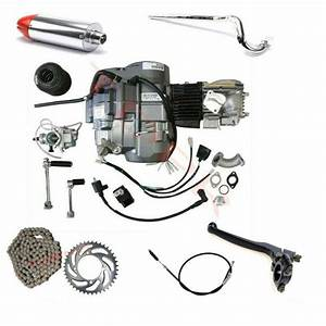 Lifan 125 Motor - Replacement Engine Parts