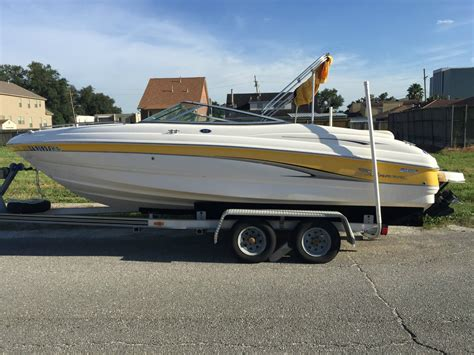 Chaparral Boats Problems by Chaparral 210 Ss 120 2003 For Sale For 12 000 Boats