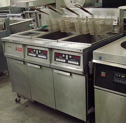 french fryer repair  sales  commercial kitchens