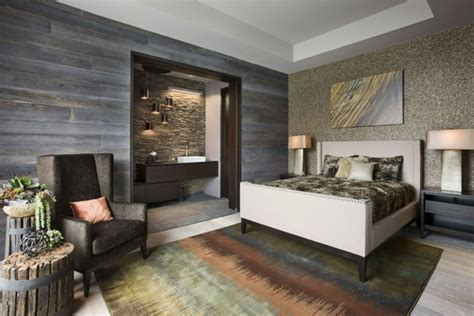 modern rustic bedroom 21 cheerful rustic bedrooms to inspire you this winter Modern Rustic Bedroom