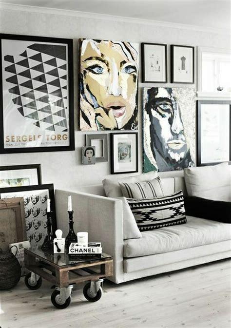 Comment Bien Décorer Son Salon , Idées Créatives En Photos