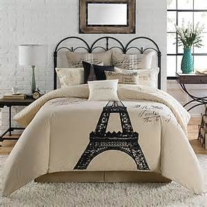 buy anthology paris twin twin xl comforter set from bed