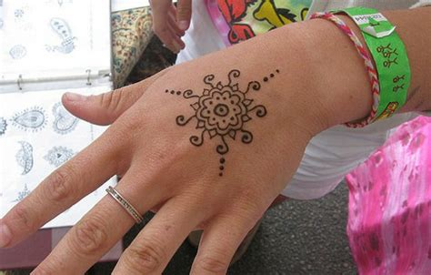 Easy Simple Mehndi Designs Henna Patterns