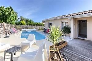 maison avec piscine privee et chauffee a proximite d With residence vacances arcachon avec piscine