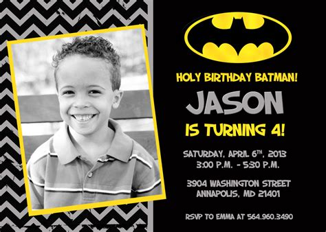 40th Birthday Decorations Ebay by 40th Birthday Ideas Batman Birthday Invitation Templates Free