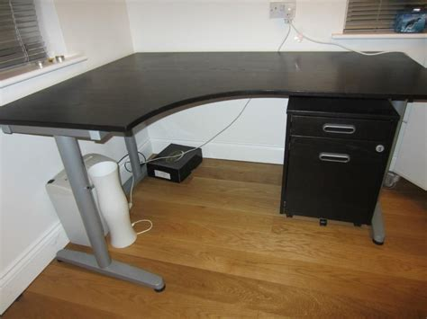 ikea galant corner desk black marvelous ikea corner desk uncategorized computer desks