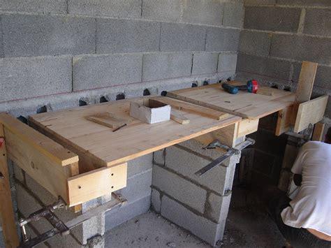 comment faire un plan de travail en beton destockage noz industrie alimentaire machine comment faire un plan de travail