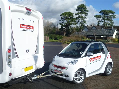 towing a smart car an rv towing