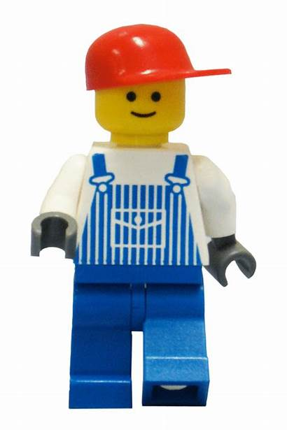 Lego Transparent Construction Minifig Clip Characters Toys