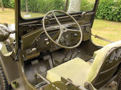 willys jeep interior interior willys m38 jeep mc 39 1950 52