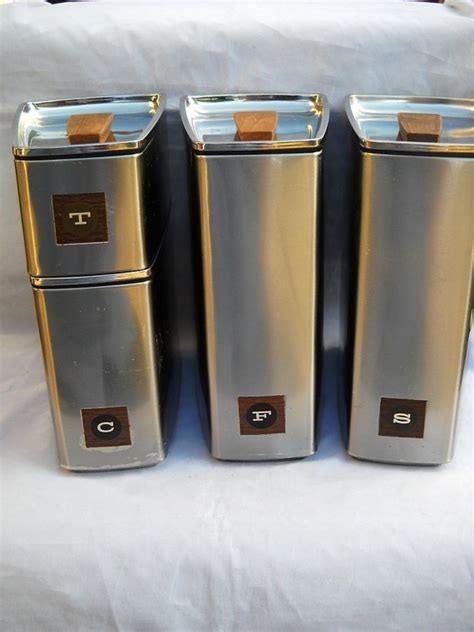 contemporary kitchen canister sets canisters mid century modern kitchen and kitchen canister