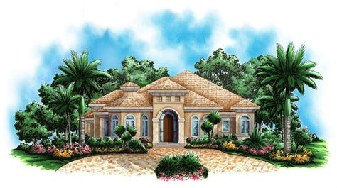 Stone, Brick Or Siding House Plan