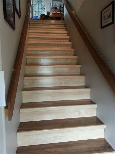 diy stairs upgrade windsor plywood