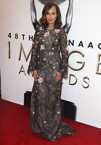 KERRY WASHINGTON ar 48th Naacp Image Awards in Pasadena 02 ...