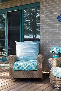 Easy, Ways, To, Make, Indoor, And, Outdoor, Chair, Cushion, Covers