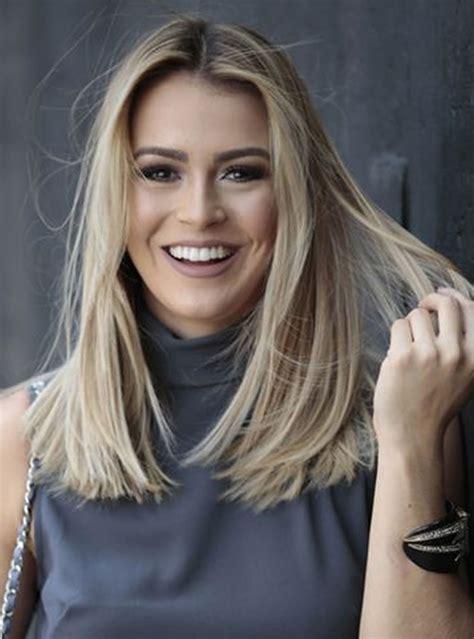 medium length haircuts  hair color ideas medium hair