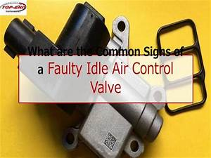 What Are The Common Signs Of A Faulty Idle Air Control