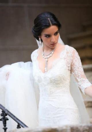 Laila Kanaan's Wedding Photos   Arabia Weddings