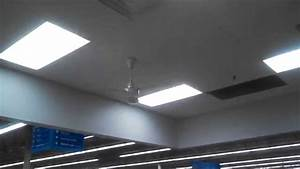 Hrs Ceiling Fans In A Walmart  Subway