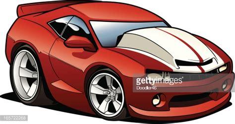 Cartoon Sports Car Vector Art  Getty Images