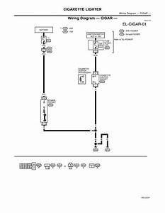 Marine Cigarette Lighter Schematic Wiring Diagram
