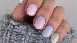 the 5 best pastel nail colors for beyond