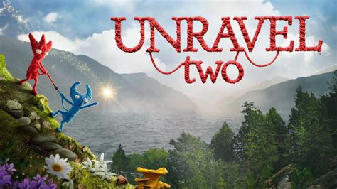 Unravel Wallpaper by Unravel 2 Announced At Ea Play Releasing Now