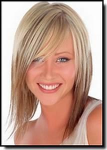 Coupe De Cheveux Femme Dégradé Mi Long : coupe de cheveux mi longs femme ~ Nature-et-papiers.com Idées de Décoration