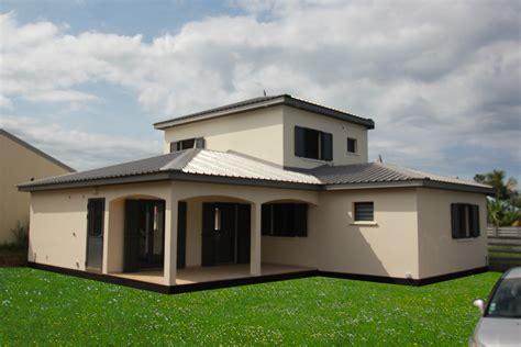 constructeur maison contemporaine ile de la reunion maison moderne