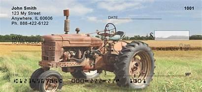 Tractors Checks Tractor Personal Scenic Farms 123cheapchecks