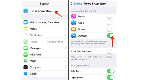 turn automatic updates iphone how to turn automatic app updates on iphone ردیابی و