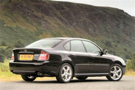 how cars run 2003 subaru legacy parking system subaru legacy 2003 2009 used car review car review rac drive