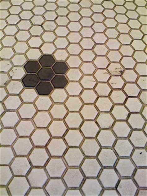 dwelling  design honeycomb tile