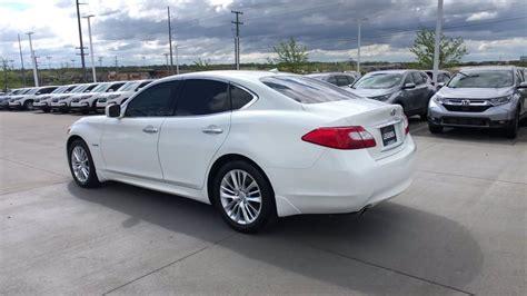 Pre-Owned 2012 INFINITI M35h Hybrid in Kansas City # ...