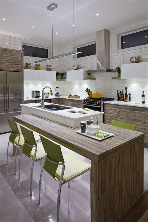 armoires de cuisine tendances concept la fresco