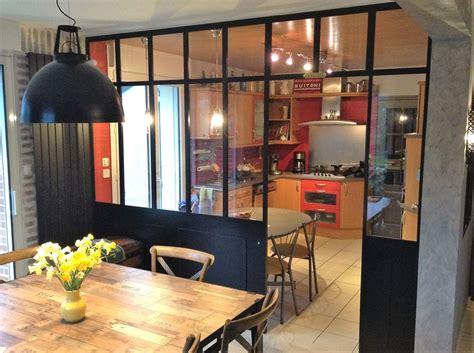 vitre separation cuisine vitre separation cuisine separation cloison vitre la