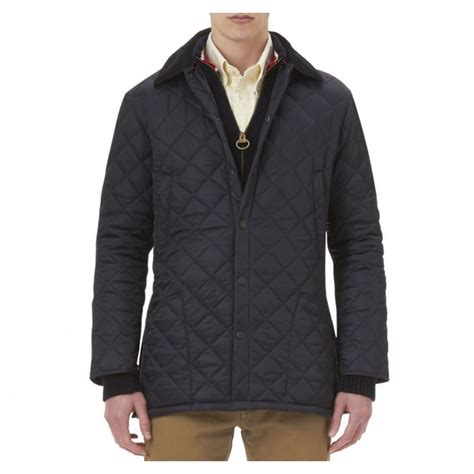 mens quilted jacket barbour curlew quilted jacket free delivery