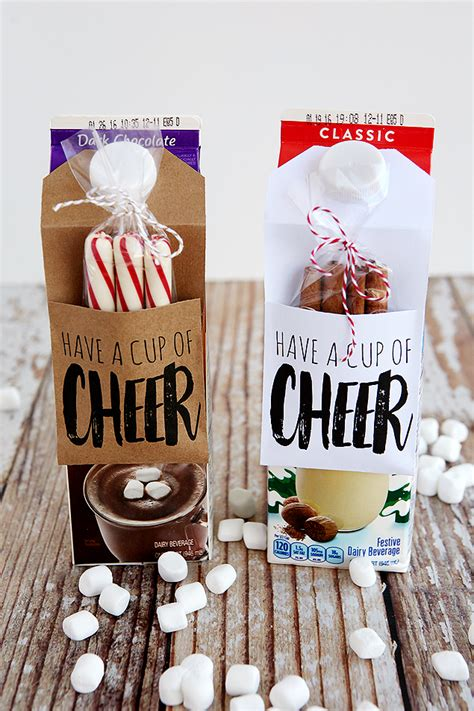have a cup of cheer gift idea eighteen25