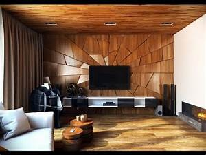 living room tv wall design - Design Decoration