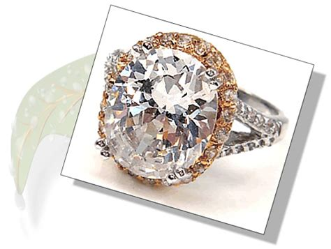 the best deals on engagement rings cubic zirconia