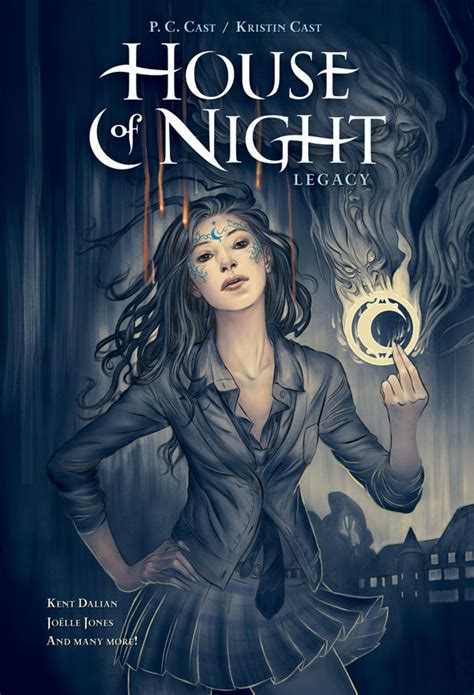 Review Pc Cast's House Of Night Legacy — Good Comics