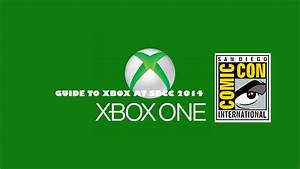 Guide to XBOX at SDCC 2014   NERDGEIST