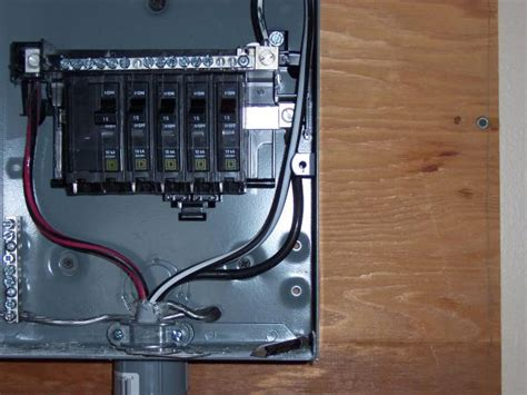 Wire Overkill For Sub Panel With Amp Breakers
