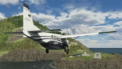 Flight Simulator Microsoft Pc Caravan Earth Plane