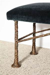 quoterodequot bronze bench by alexandre loge for sale at 1stdibs With home furniture in erode