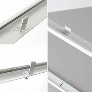 Led Panel 120x30 Dimmbar : decken einbau rahmen f r led panel 120x30 cm aluminium wei rahmen f r decke ebay ~ Markanthonyermac.com Haus und Dekorationen