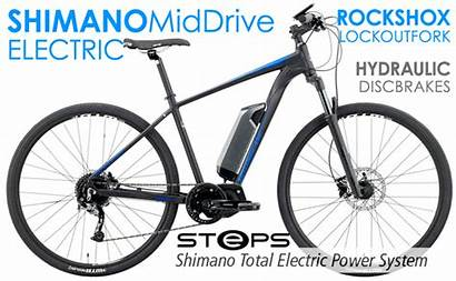 Electric Bikes Eadventure Motobecane Bike Elite Shimano